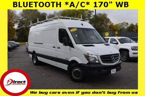 2015 Mercedes-Benz Sprinter Cargo for sale in Framingham, MA