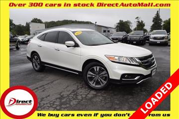 2015 honda crosstour for sale danbury ct. Black Bedroom Furniture Sets. Home Design Ideas