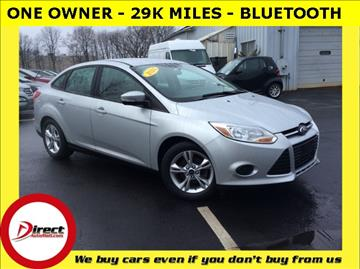 2014 Ford Focus for sale in Framingham, MA