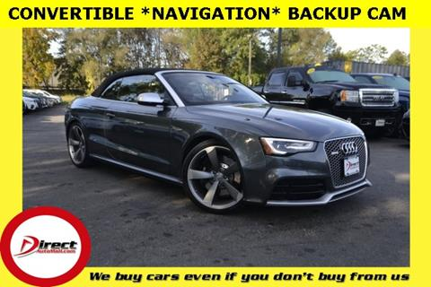 2014 Audi RS 5 for sale in Framingham, MA