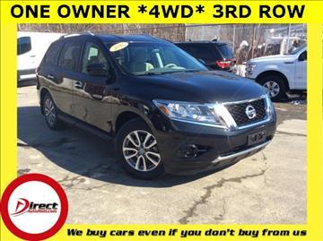2015 Nissan Pathfinder for sale in Framingham, MA