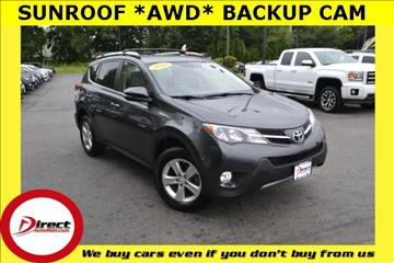 2013 Toyota RAV4 for sale in Framingham, MA