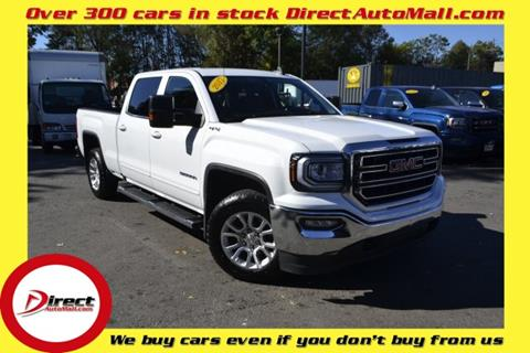 2017 GMC Sierra 1500 for sale in Framingham, MA