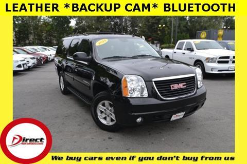 2014 GMC Yukon XL for sale in Framingham, MA