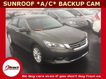 2014 Honda Accord for sale in Framingham, MA