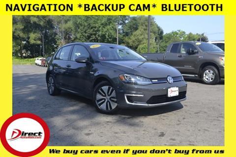 2015 Volkswagen e-Golf for sale in Framingham, MA