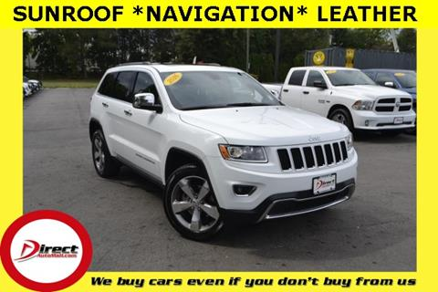 2016 Jeep Grand Cherokee for sale in Framingham, MA