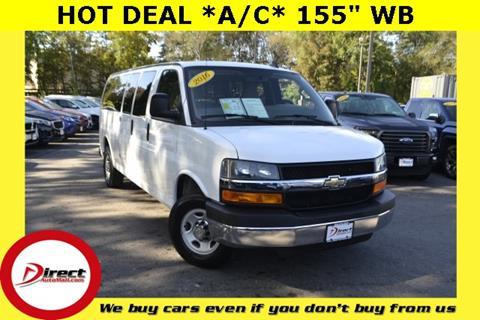 2016 Chevrolet Express Passenger for sale in Framingham, MA