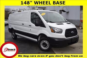 Ford Transit For Sale Massachusetts