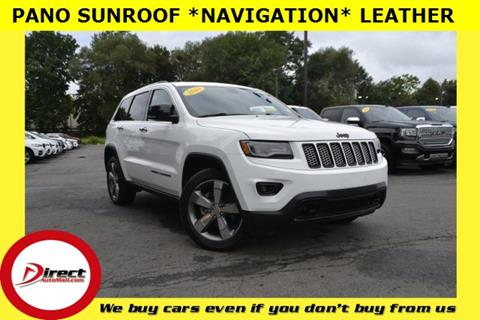 2014 Jeep Grand Cherokee for sale in Framingham, MA
