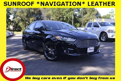 2016 Ford Fusion for sale in Framingham, MA