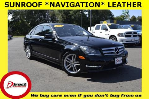 2012 Mercedes-Benz C-Class for sale in Framingham, MA