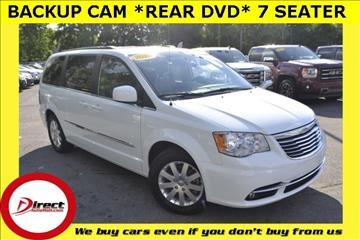 2015 Chrysler Town and Country for sale in Framingham, MA