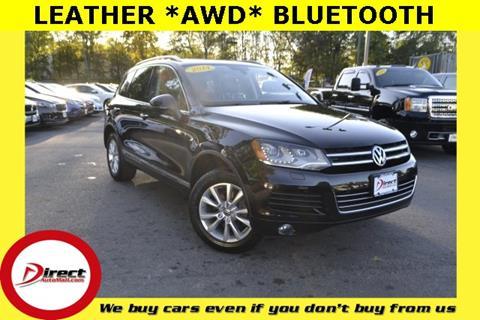 2014 Volkswagen Touareg for sale in Framingham, MA