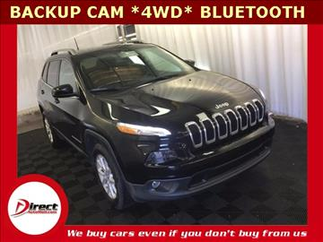 2017 Jeep Cherokee for sale in Framingham, MA