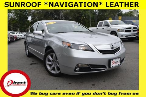 2014 Acura TL for sale in Framingham, MA