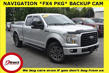 2015 Ford F-150 for sale in Framingham, MA