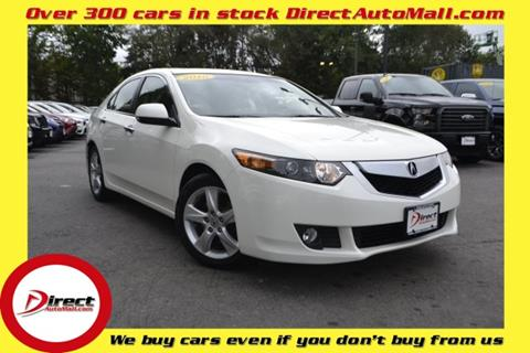 2010 Acura TSX for sale in Framingham, MA