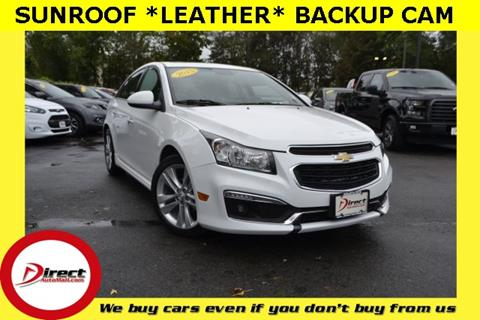 2015 Chevrolet Cruze for sale in Framingham, MA