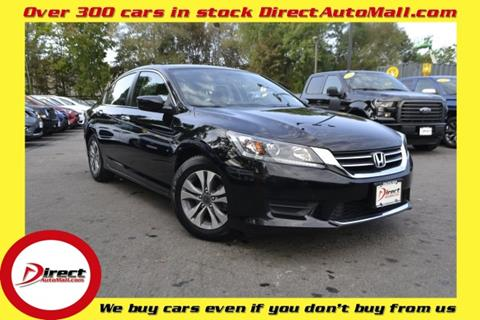 2014 Honda Accord for sale in Framingham, MA