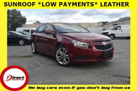 2011 Chevrolet Cruze for sale in Framingham, MA