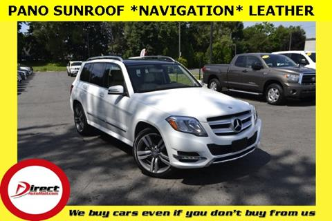 2014 Mercedes-Benz GLK for sale in Framingham, MA