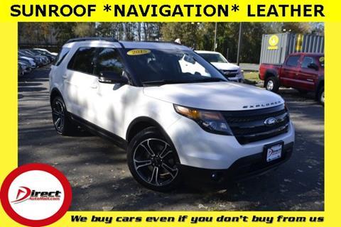2015 Ford Explorer for sale in Framingham, MA
