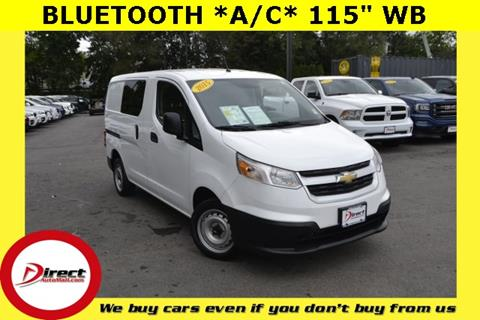 2015 Chevrolet City Express Cargo for sale in Framingham, MA