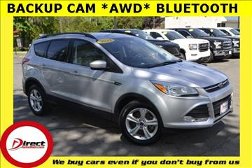 2014 Ford Escape for sale in Framingham, MA