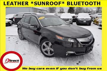 2013 Acura TL for sale in Framingham, MA