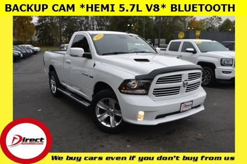 2014 RAM Ram Pickup 1500 for sale in Framingham, MA
