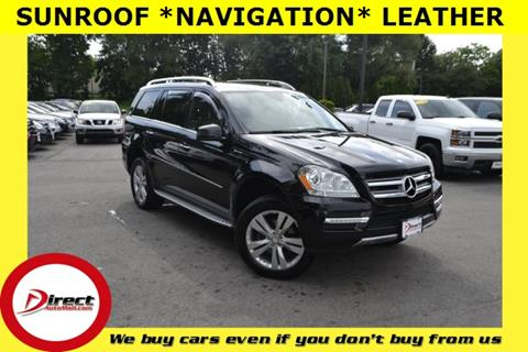 2012 Mercedes-Benz GL-Class for sale in Framingham, MA