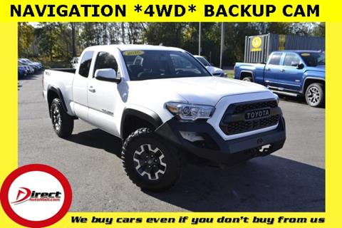 2016 Toyota Tacoma for sale in Framingham, MA