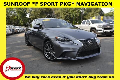 2015 Lexus IS 250 for sale in Framingham, MA
