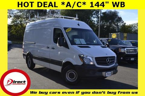 2014 Mercedes-Benz Sprinter Cargo for sale in Framingham, MA