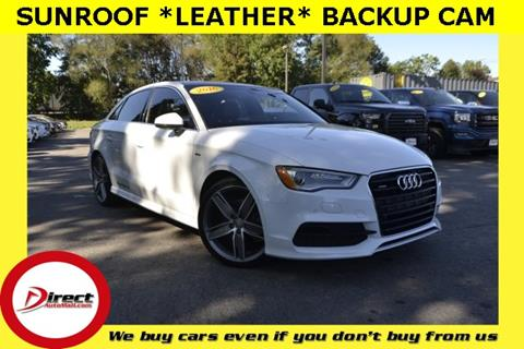 2016 Audi A3 for sale in Framingham, MA