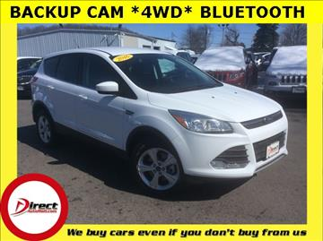 2016 Ford Escape for sale in Framingham, MA