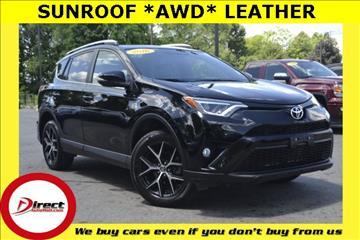 2016 Toyota RAV4 for sale in Framingham, MA