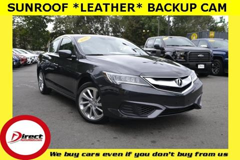 2016 Acura ILX for sale in Framingham, MA
