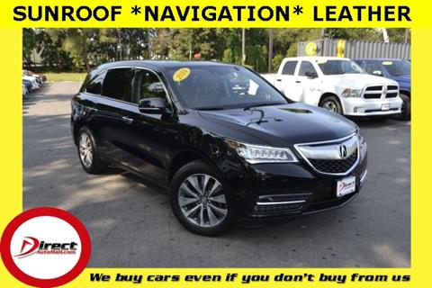 2014 Acura MDX for sale in Framingham, MA