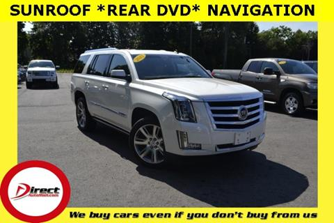 2015 Cadillac Escalade for sale in Framingham, MA