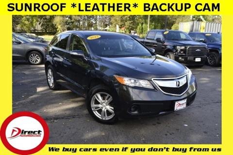 2013 Acura RDX for sale in Framingham, MA
