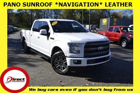 2016 Ford F-150 for sale in Framingham, MA
