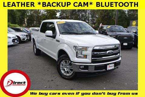 2017 Ford F-150 for sale in Framingham, MA