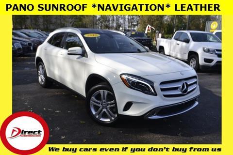2015 Mercedes-Benz GLA for sale in Framingham, MA