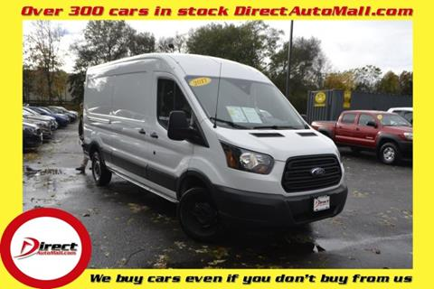2017 Ford Transit Cargo for sale in Framingham, MA