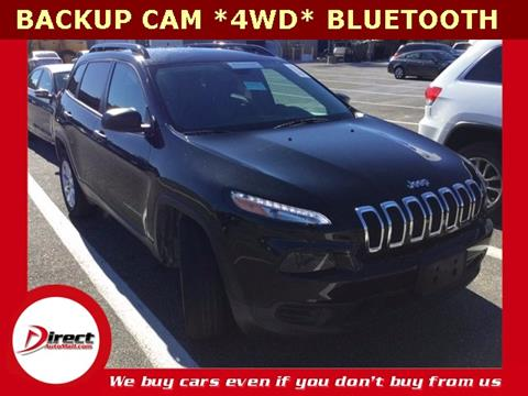 2016 Jeep Cherokee for sale in Framingham, MA