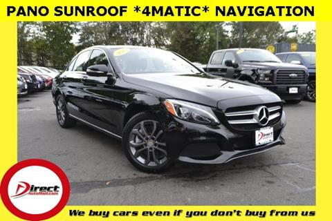 2015 Mercedes-Benz C-Class for sale in Framingham, MA