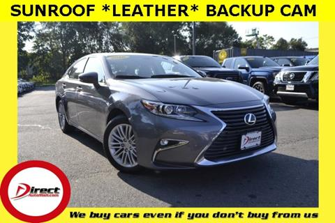 2016 Lexus ES 350 for sale in Framingham, MA