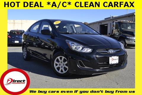 2013 Hyundai Accent for sale in Framingham, MA